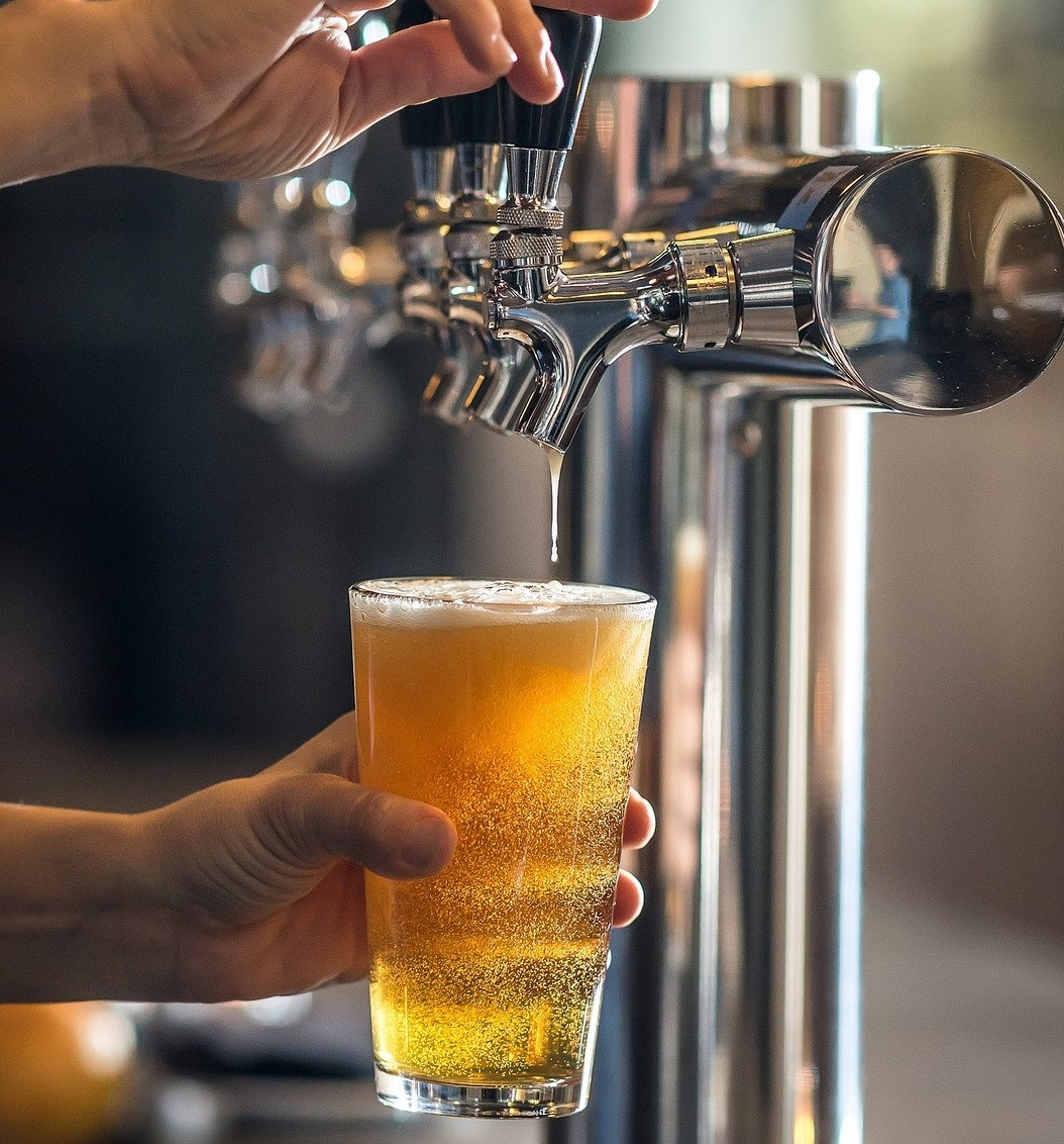 Self Serve Beer Taps at Events to Cut Down on Queues